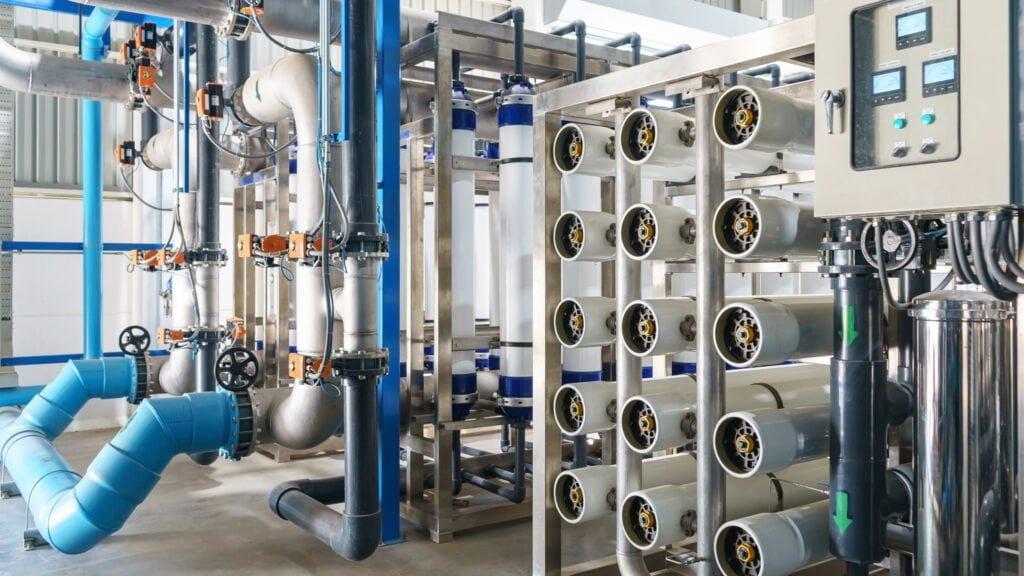 Cleanroom Management International - Pharmaceutical Water Monitoring
