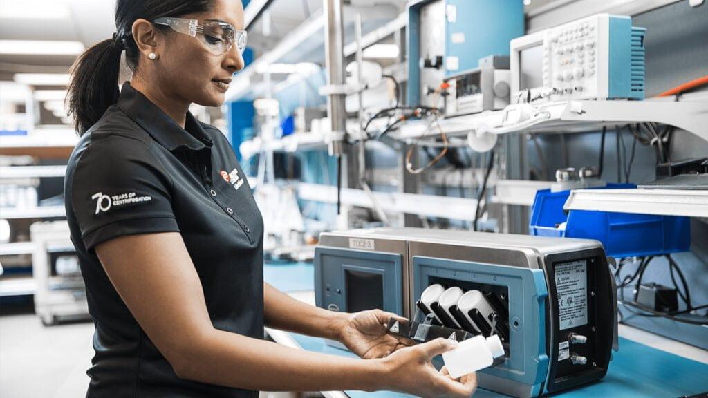 Cleanroom Management International - Calibration - Maintenance and Calibration Services